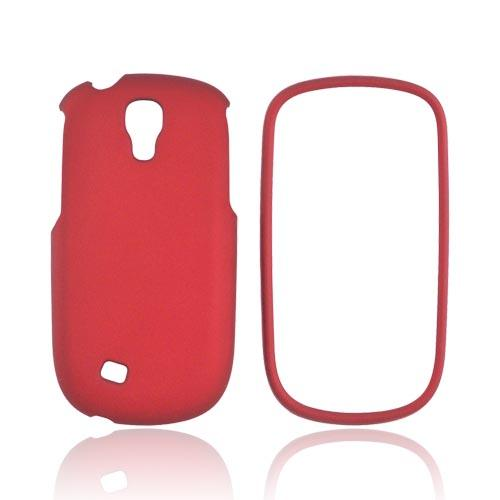 Samsung Gravity Smart Rubberized Hard Case - Red