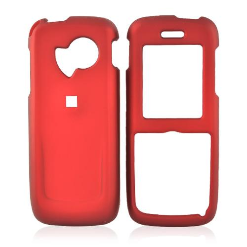 Huawei M228 Rubberized Hard Case - Red