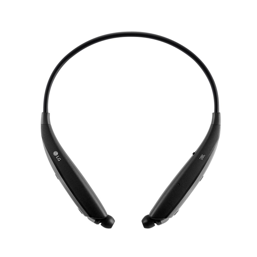 [LG] TONE ULTRA (HBS-820) Premium Wireless Stereo Bluetooth Headset w/ Retractable Ear Buds [Black]