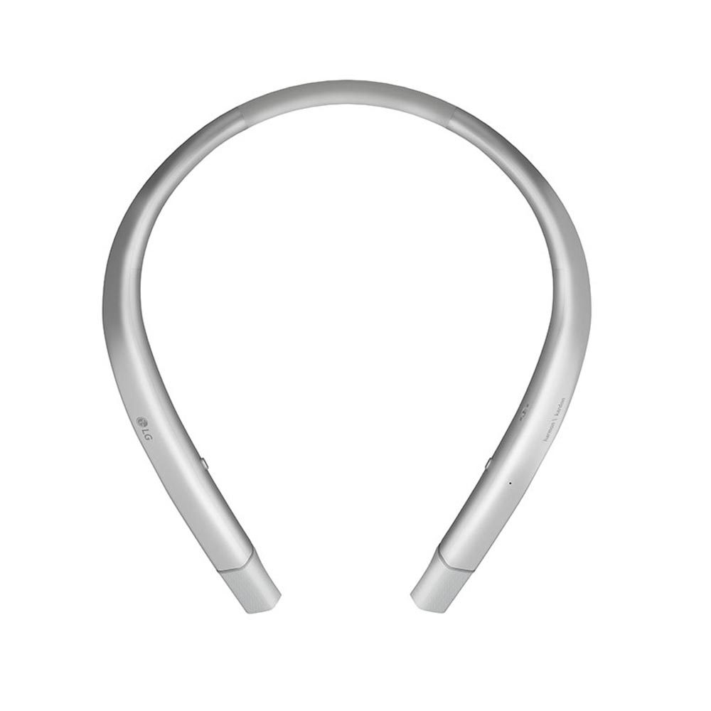 [LG] TONE INFINIM (HBS-920) Wireless Stereo Bluetooth Headset w/ Retractable Ear Buds [Silver]