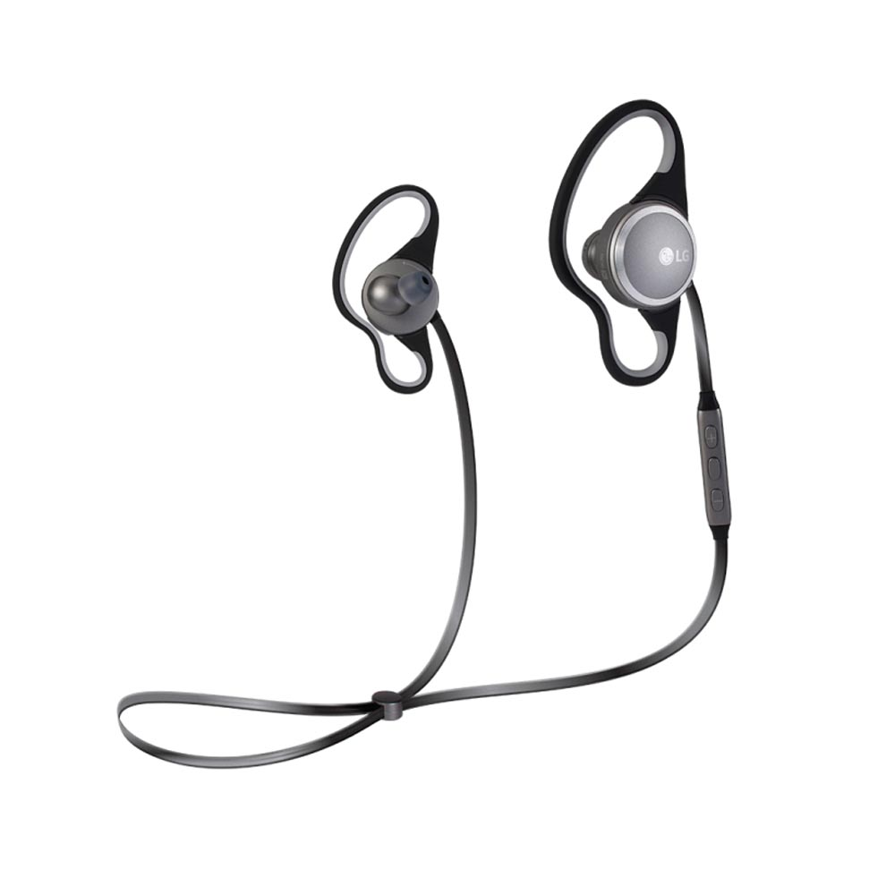 [LG] FORCE (HBS-S80) Bluetooth Wireless Sweat Resistant Headset [Black/ Gray]