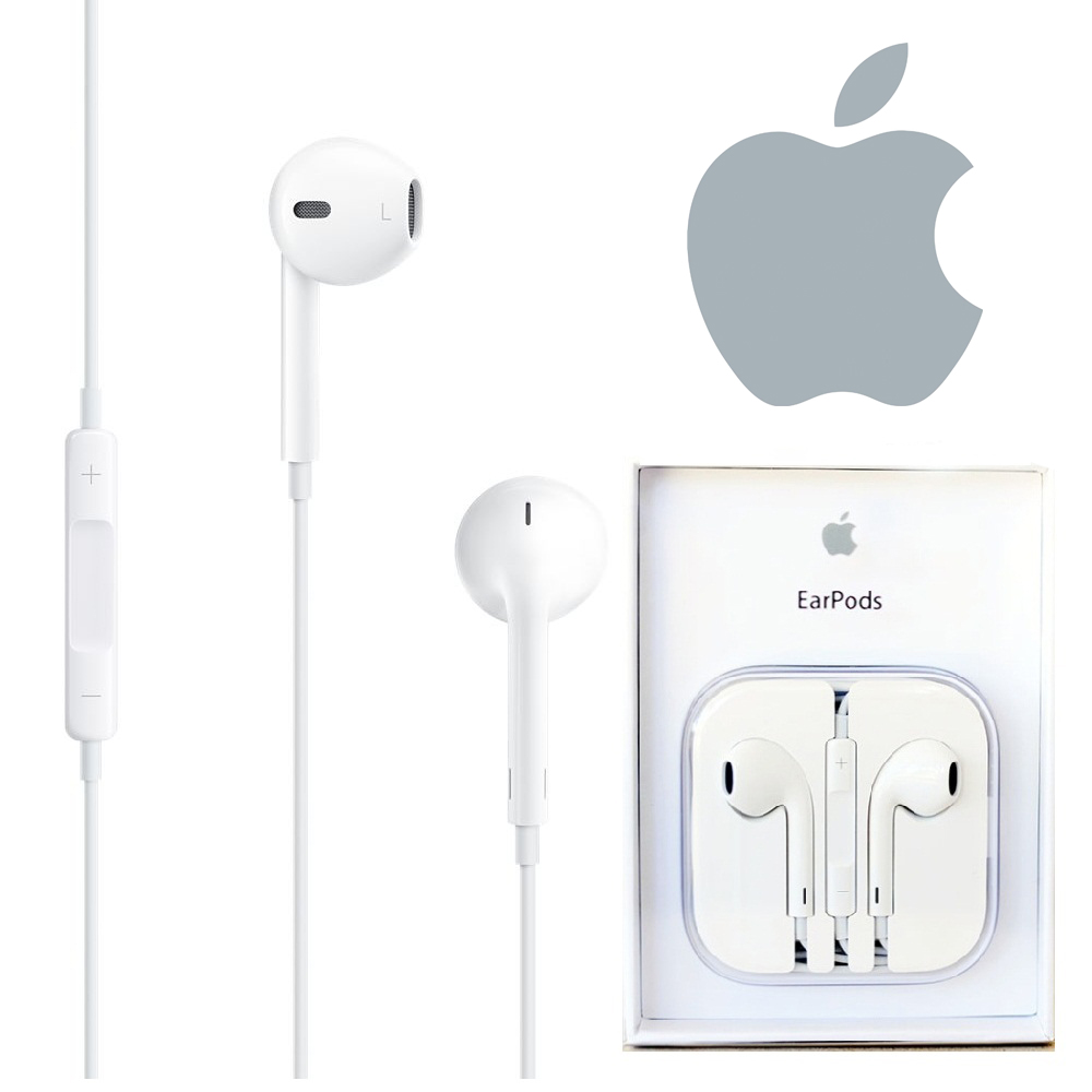 Apple Universal Stereo EarPods w/ Remote & Mic - MD827LL/A