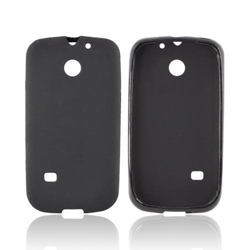 Huawei Ascend 2 M865 Crystal Silicone Case - Black