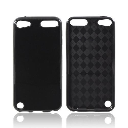 Apple iPod Touch 5 Crystal Silicone Case - Black