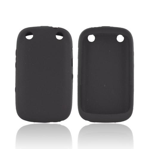 BlackBerry Curve 9310/9320 Silicone Case - Black