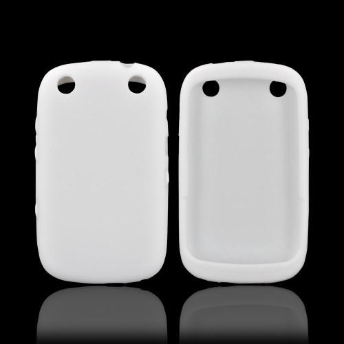 BlackBerry Curve 9310/9320 Silicone Case - White