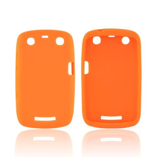Blackberry Curve 9360/ Apollo Silicone Case - Orange