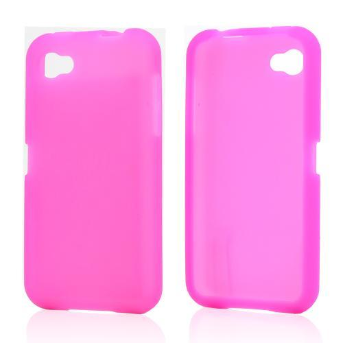 Hot Pink Silicone Case for HTC First
