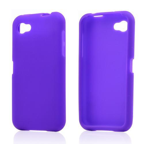Purple Silicone Case for HTC First