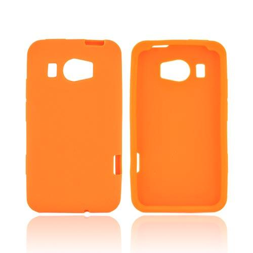 HTC Titan 2 Silicone Case - Orange