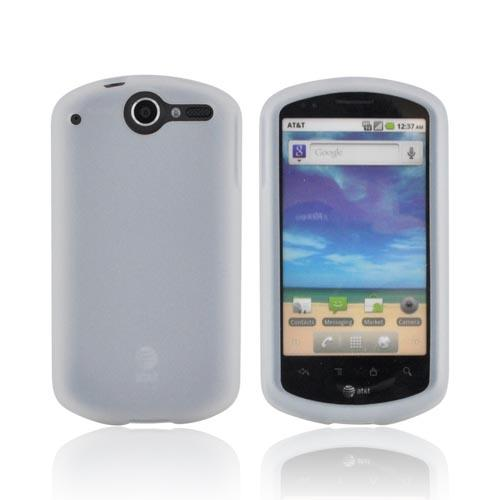 AT&T Impulse 4G Silicone Case - Frost White