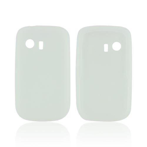 Huawei Pinnacle M635 Silicone Case - Frost White