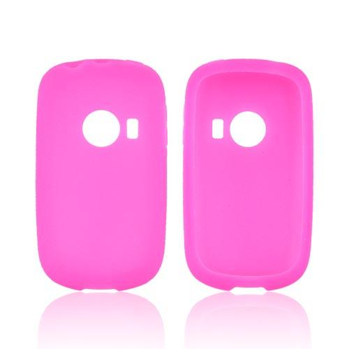 Huawei M835 Silicone Case - Hot Pink
