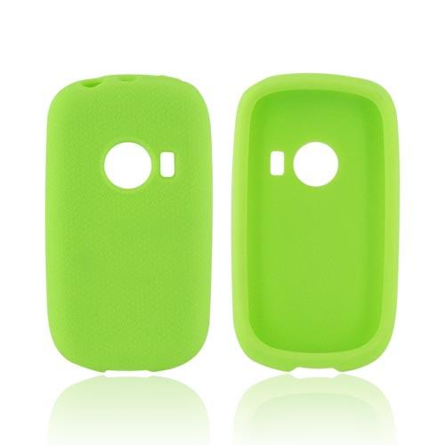 Huawei M835 Silicone Case - Neon Green