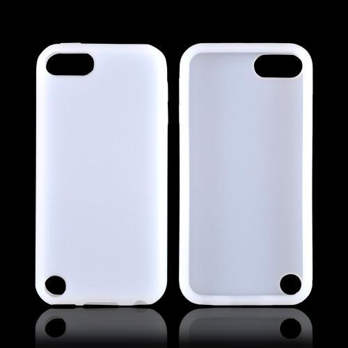 Apple iPod Touch 5 Silicone Case - Frost White