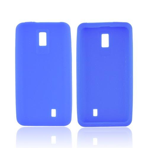 LG Spectrum Silicone Case - Blue