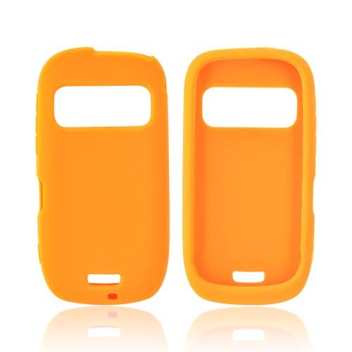Nokia Astound C7-00 Silicone Case - Orange