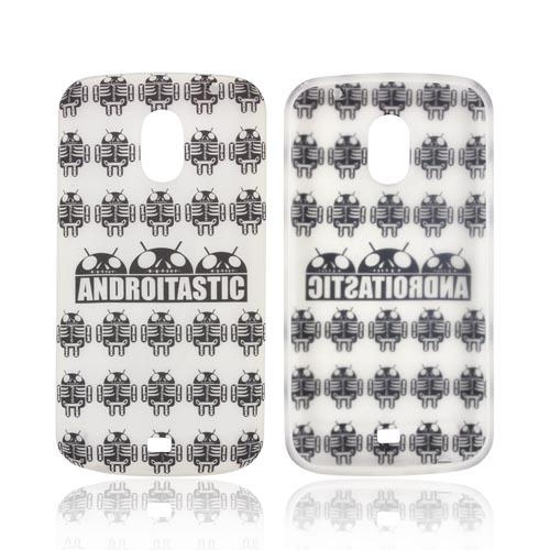 Samsung Galaxy Nexus Androitastic Silicone Case - Frost White Androitastic Los Muertos