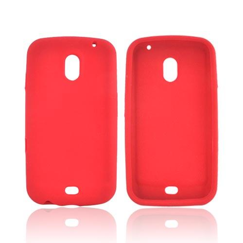 Samsung Galaxy Nexus Silicone Case - Red
