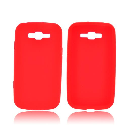 Samsung Focus 2 Silicone Case - Red