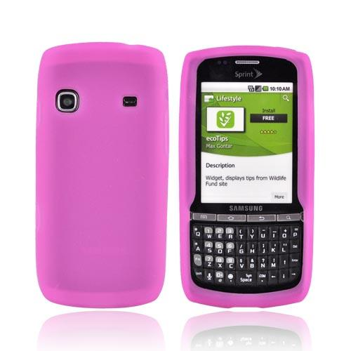 Samsung Replenish M580 Silicone Case - Hot Pink