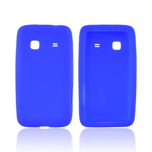 Samsung Galaxy Prevail M820 Silicone Case - Blue