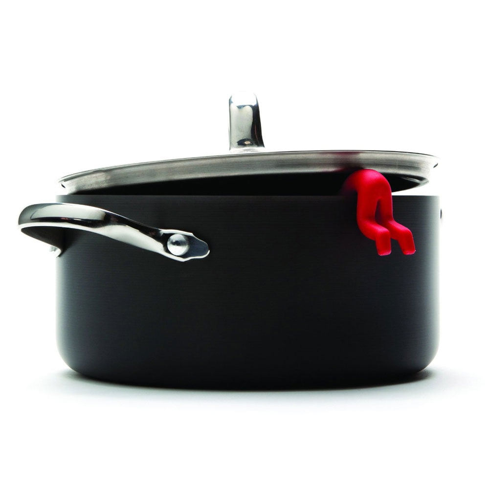 Pot Lid Steam Vent [Red]