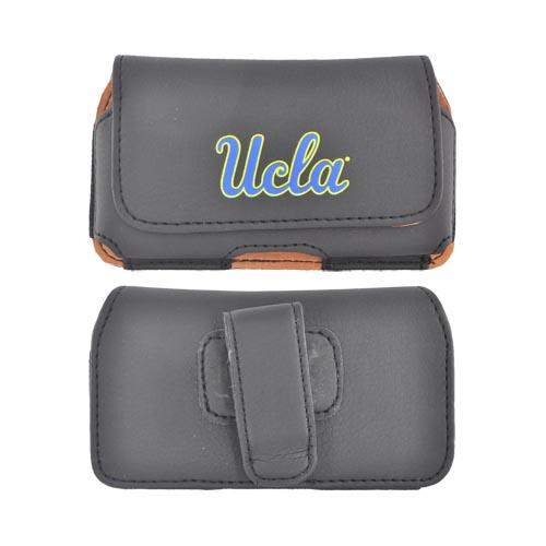 Official College UCLA Bruins Team Horizontal Cell Phone Pouch (PUT, PUTS, PUTL Size)