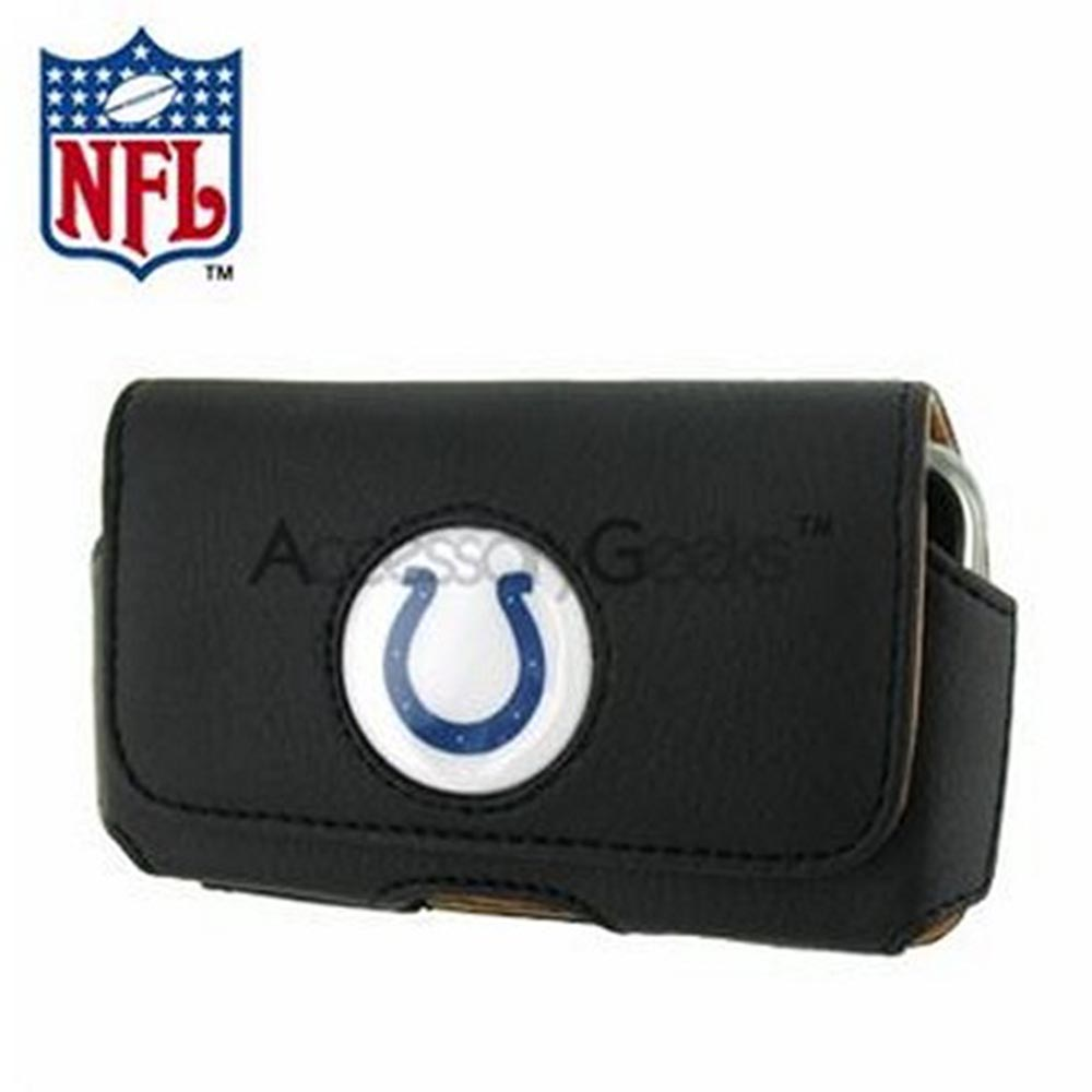 NFL Indianapolis Colts Horizontal Holster Pouch (PUT, PUTS, PUTL Size)