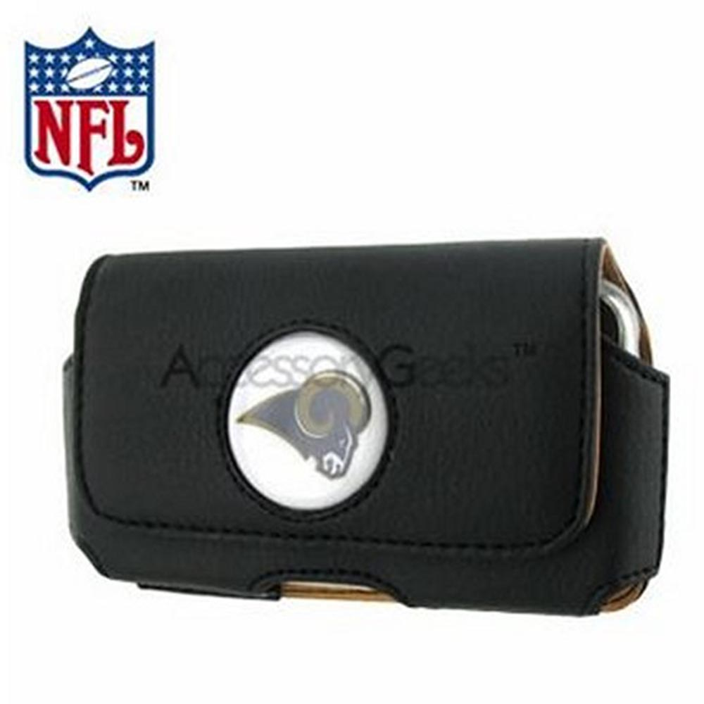 NFL St. Louis Rams Horizontal Holster Pouch (PUT, PUTS, PUTL Size)