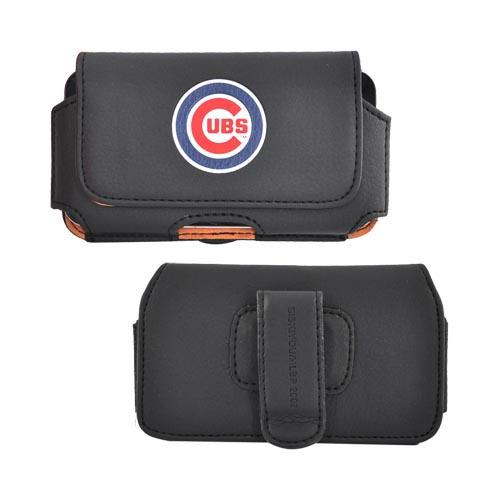 MLB Chicago Cubs Horizontal Holster Pouch (PUT, PUTS, PUTL Size)