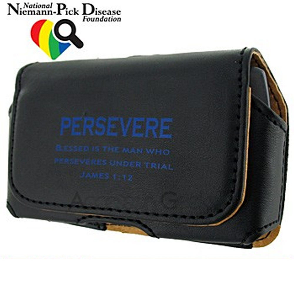 Persevere Horizontal Holster Pouch - Black (FUT size)