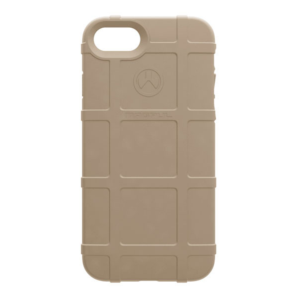 Made for Apple iPhone 8 / 7 / 6S / 6 Case, [Magpul] Field Series Premium Protective Rugged Strong TPU Case [Flat Dark Earth] by Magpul