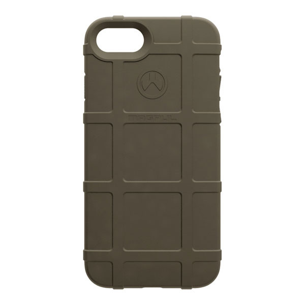 Apple iPhone 8 / 7 / 6S / 6 Case, [Magpul] Field Series Premium Protective Rugged Strong TPU Case [Olive Drab Green]