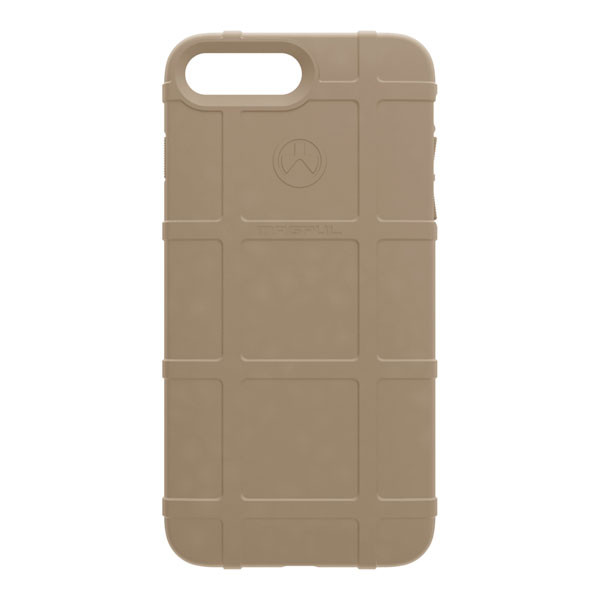 Apple iPhone 8 Plus / 7 Plus / 6S Plus / 6 Plus Case, [Magpul] Field Series Premium Protective Rugged Strong TPU Case [Flat Dark Earth]