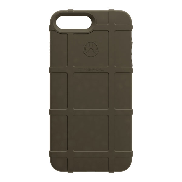 Apple iPhone 8 Plus / 7 Plus / 6S Plus / 6 Plus Case, [Magpul] Field Series Premium Protective Rugged Strong TPU Case [Olive Drab Green]