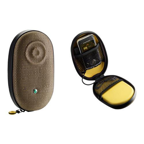 Original Sony Ericsson Active Speaker, MAS-100 - 3.5mm Active Yellow