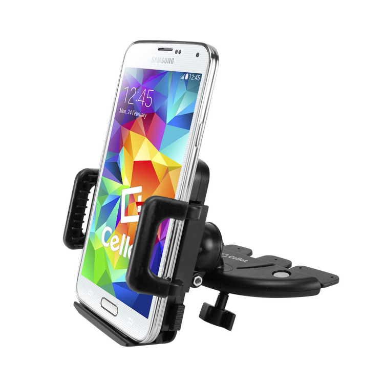 Cellet™ Universal CD Slot Mount for Smart Phones & GPS