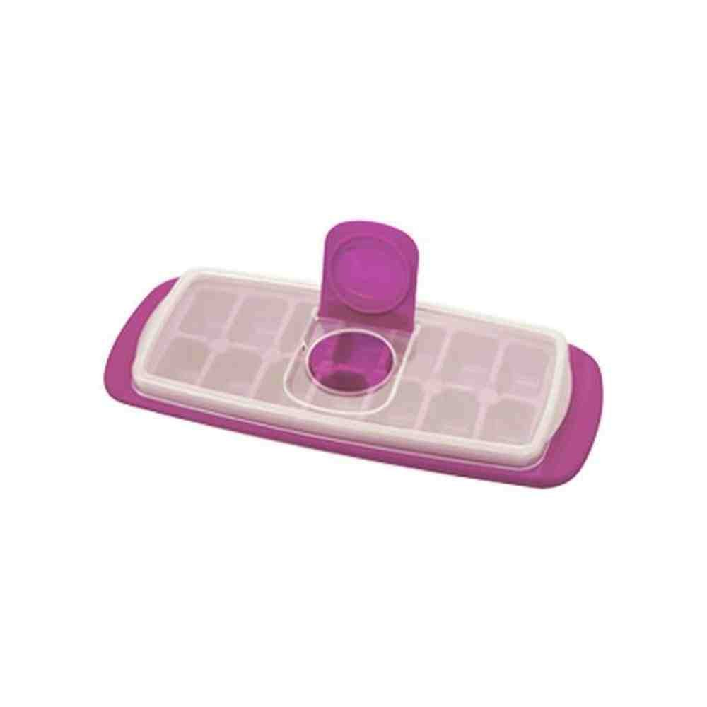 MSC International Joie Ice Cube Tray, Purple, 2-pack