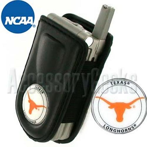 College Texas Longhorns Team Cell Phone Pouch / Case