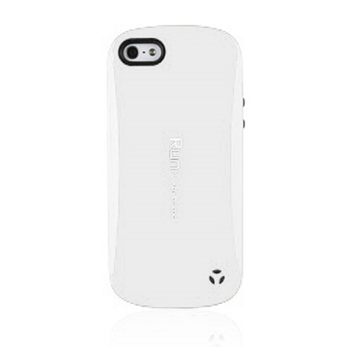 Apple iPhone SE / 5 / 5S  Case, REDshield [White/ Black]  Hard Case Cover on Skinny Shockproof Silicone Hybrid Case; Perfect fit as Best Coolest Design cases