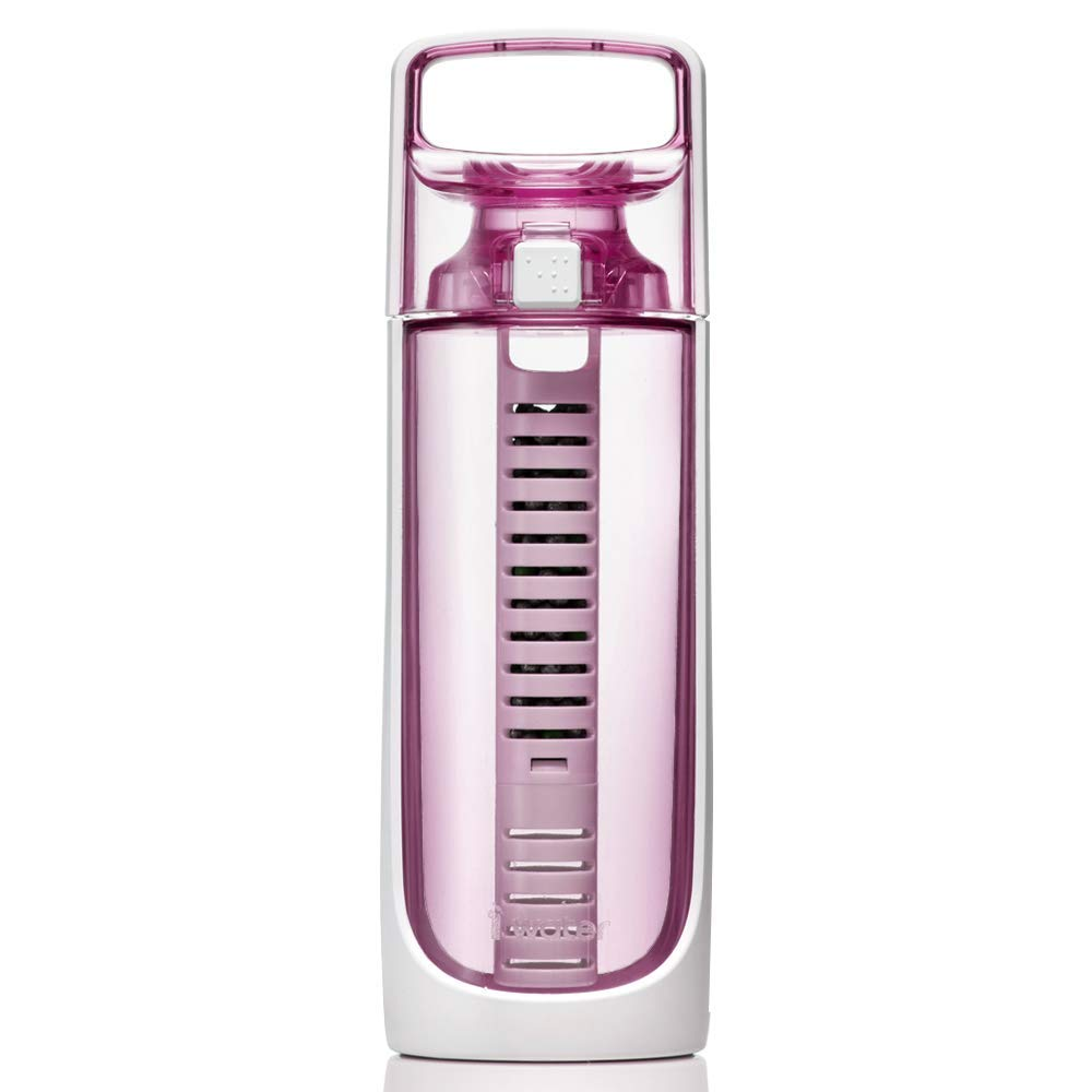 BM Classic Portable 600 Alkaline Hydrogen Ionizer Bottle [600 ml]
