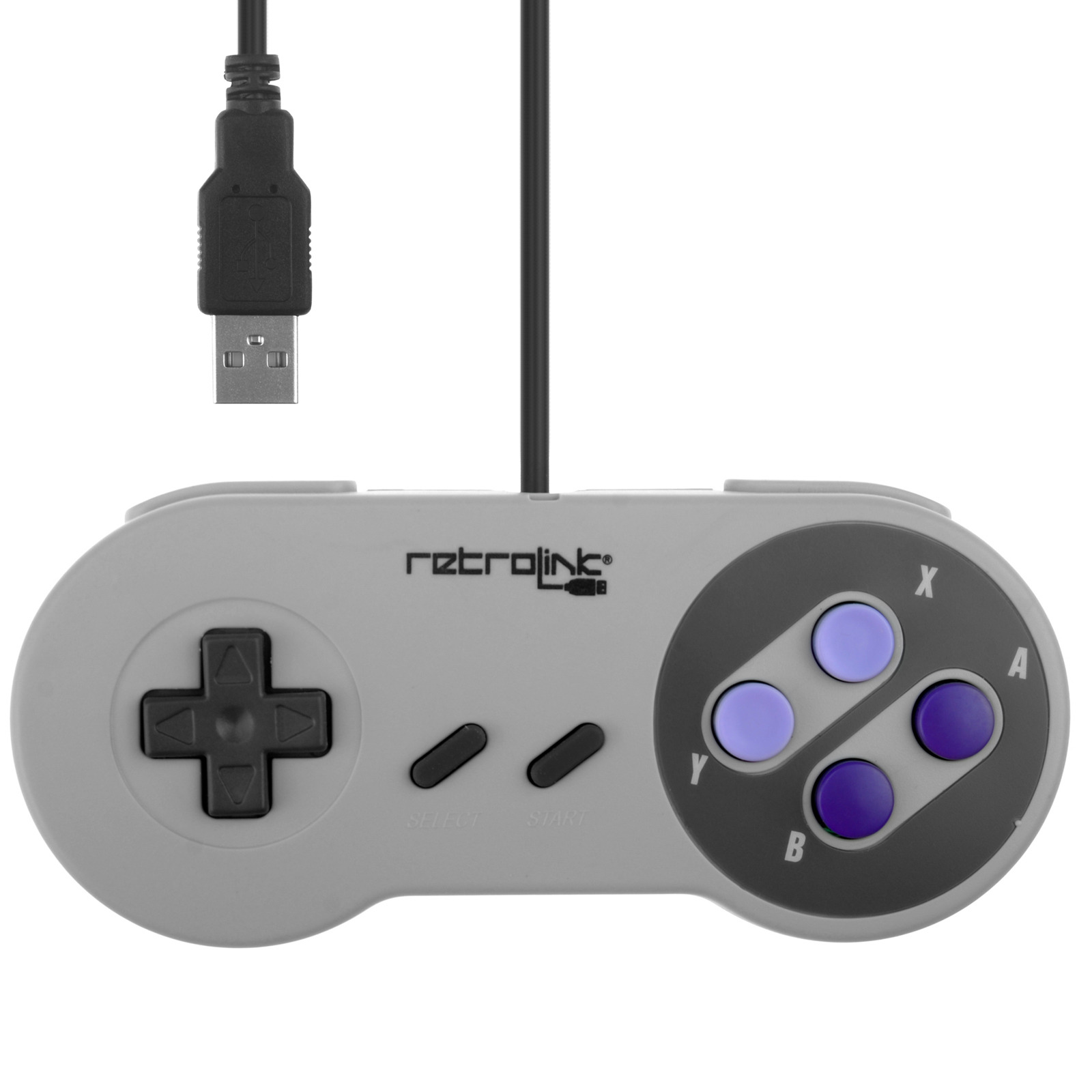 Original SNES Retrolink USB Controller, RB-PC-1392