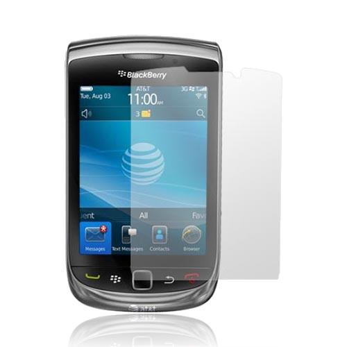 Blackberry Torch 9800 Anti-Fingerprint Screen Protector