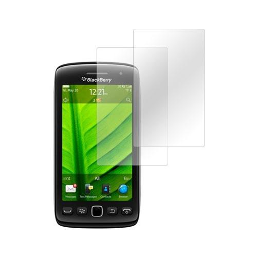 Premium Blackberry Torch 9850 Anti-Gloss Screen Protector (2 Pack)