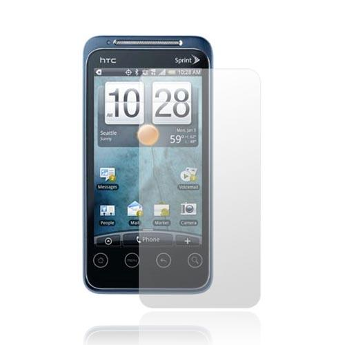 HTC EVO Shift 4G Anti-Glare Screen Protector