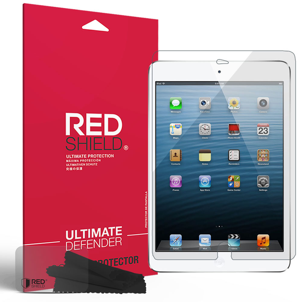 Apple iPad Mini 2 Screen Protector, [Anti-Glare] HD Ultra Thin Matt Scratch Resistant, Bubble Free, Protective Screen Guard Film