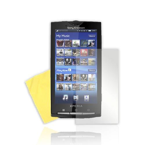 Sony Ericsson Xperia X10 Screen Protector w/ Mirror Effect