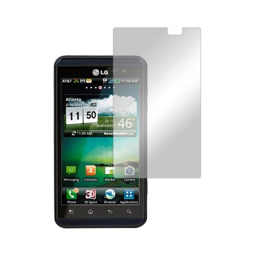 Premium LG Thrill 4G Screen Protector w/ Mirror Effect