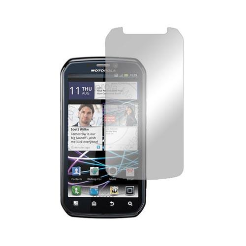 Premium Motorola Photon 4G Screen Protector w/ Mirror Effect